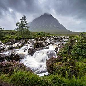 Buachaille Etive Mor - Spectacular Edinburgh Photography