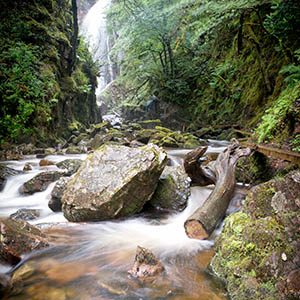 Grey Mare's Tail Waterfall - Spectacular Edinburgh Photography