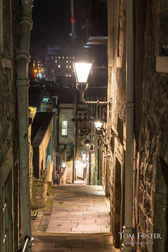 Advocate's Close - Spectacular Edinburgh Photography