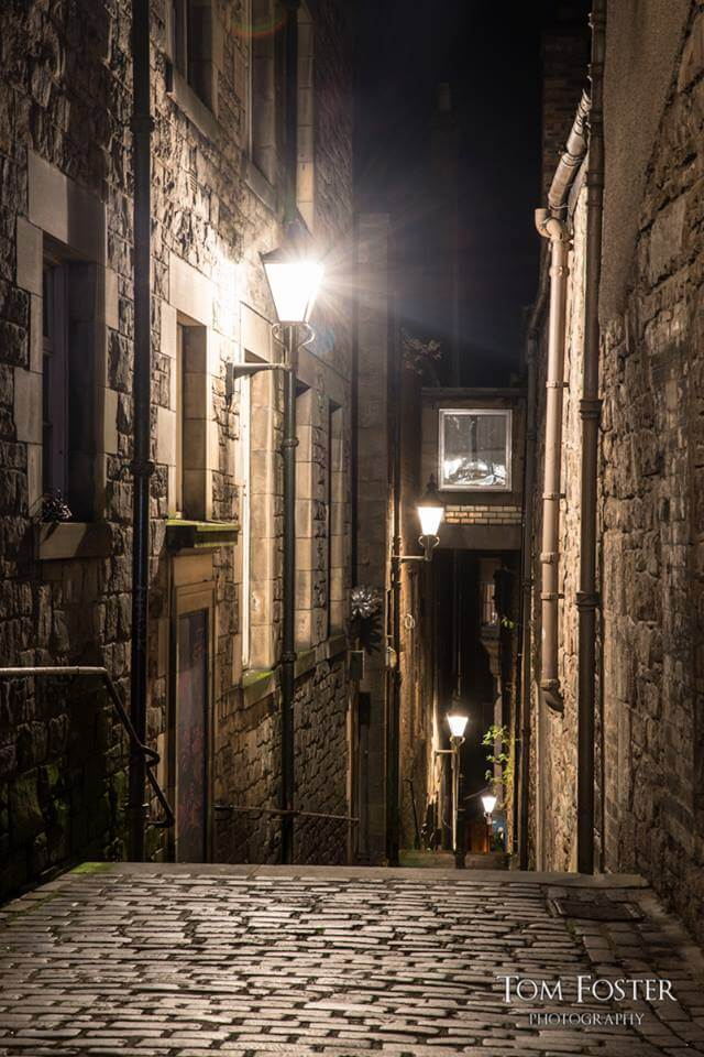 Anchor Close - Spectacular Edinburgh Photography