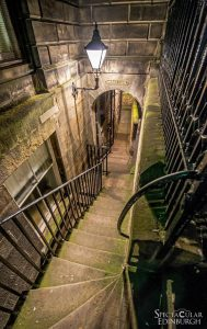 Barrie's Close in Edinburgh - Spectacular Edinburgh Photography