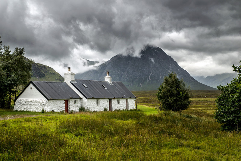 Black Rock Cottage - Spectacular Edinburgh Photography