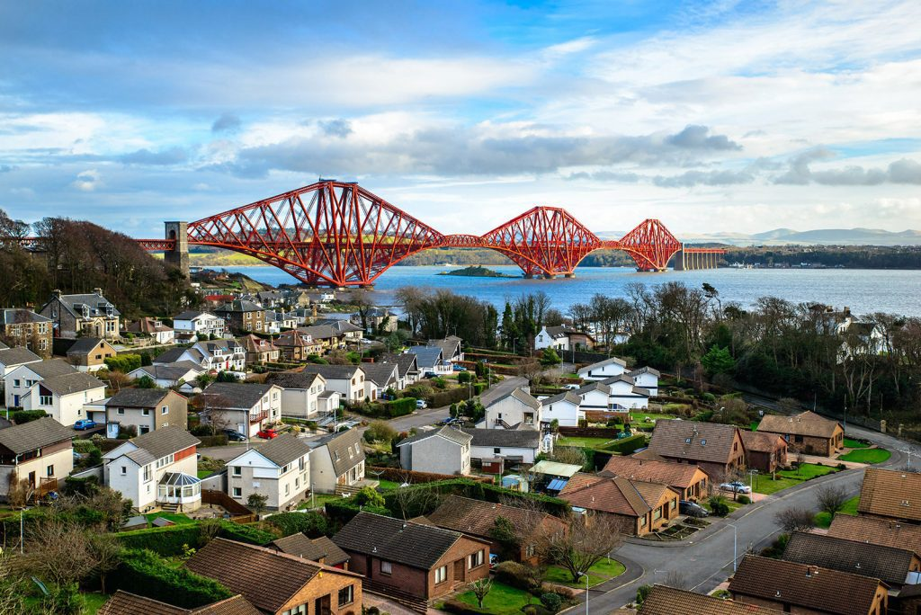 Forth (Rail) Bridge - Spectacular Edinburgh Photography