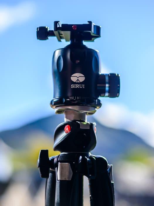 Get a good tripod! - Spectacular Edinburgh Photography
