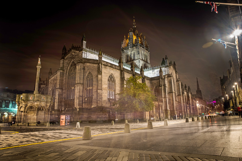 Ghosts on the Royal Mile - Spectacular Edinburgh Photography