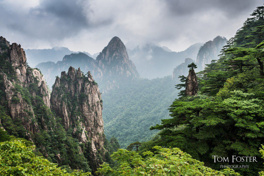 Huangshan (Yellow Mountains) - Spectacular Edinburgh Photography