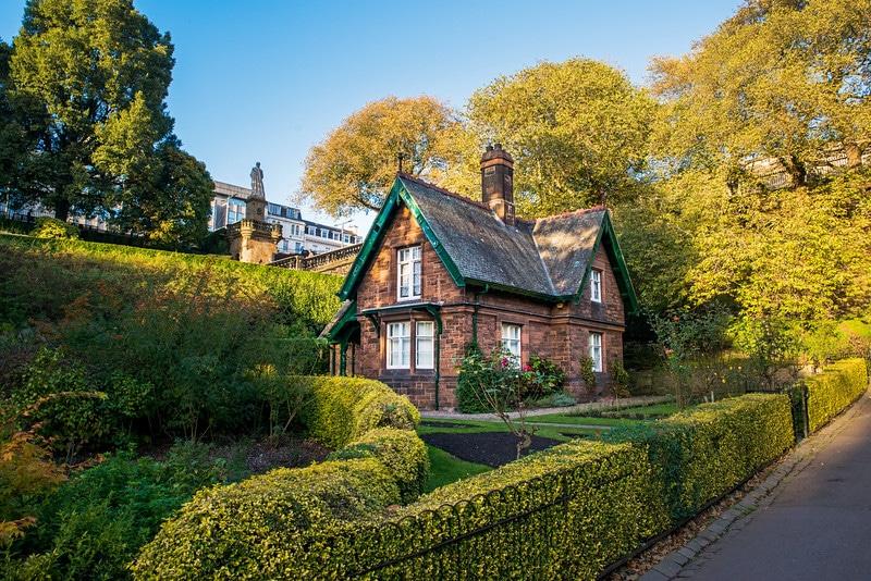 The Gardener's House - Spectacular Edinburgh Photography