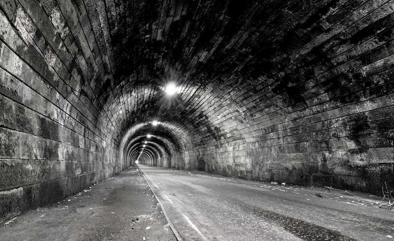 The Innocent Railway - Spectacular Edinburgh Photography