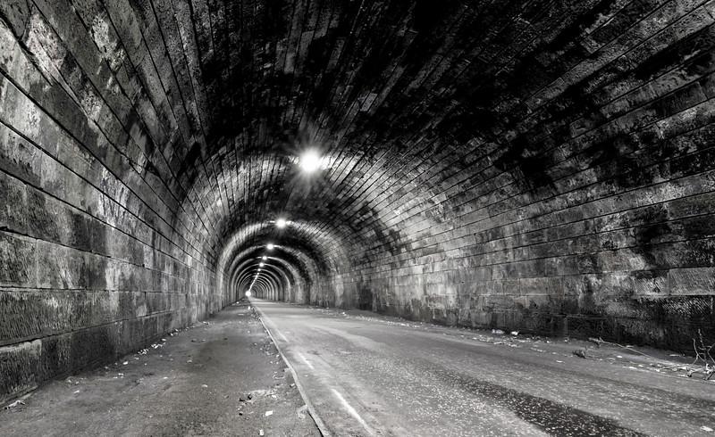 The Innocent Railway - Spectacular Edinburgh Photography