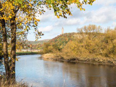 River Forth at Stirling